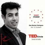 Samy Chebbi x Ted Circles